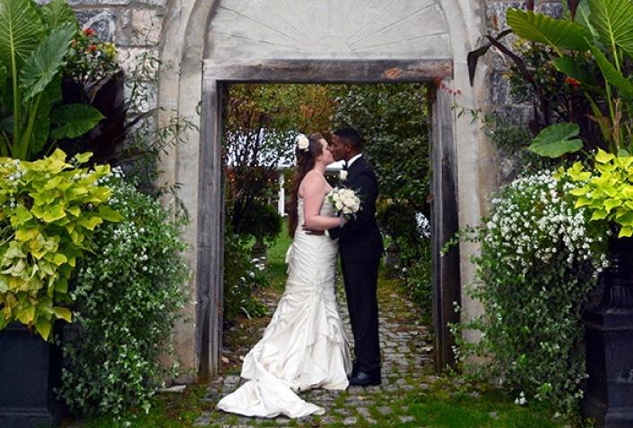 Congratulations, Marcos & Lori