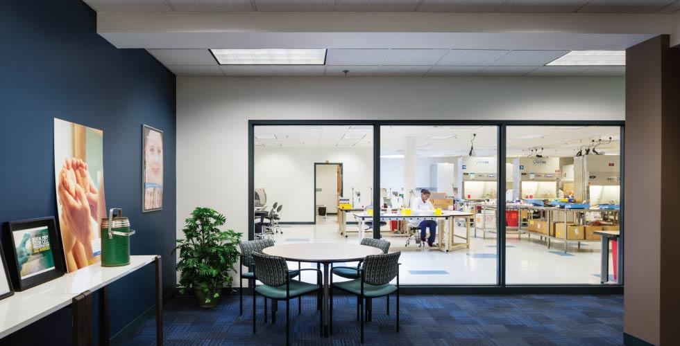 Lab Design Maugel Architects