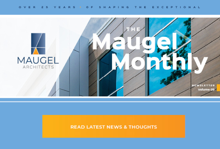 Maugel Monthly Newsletter: Vol 9