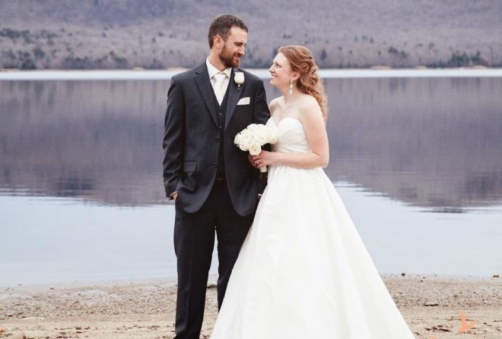 Congratulations Nicole and Scott
