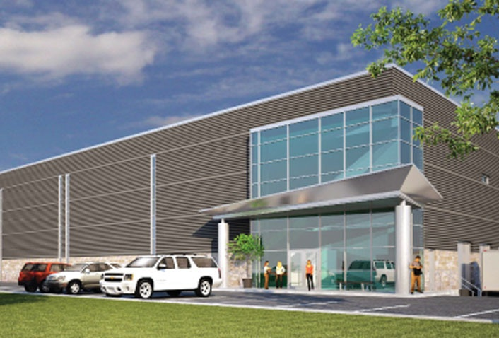 PGA Realty Selects Maugel Architects for Industrial Design
