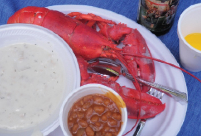Maugel Summer Lobster Bake & Pool Party