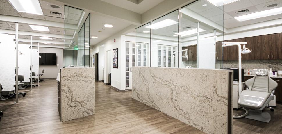 Healthcare Design RTO Dental Suite