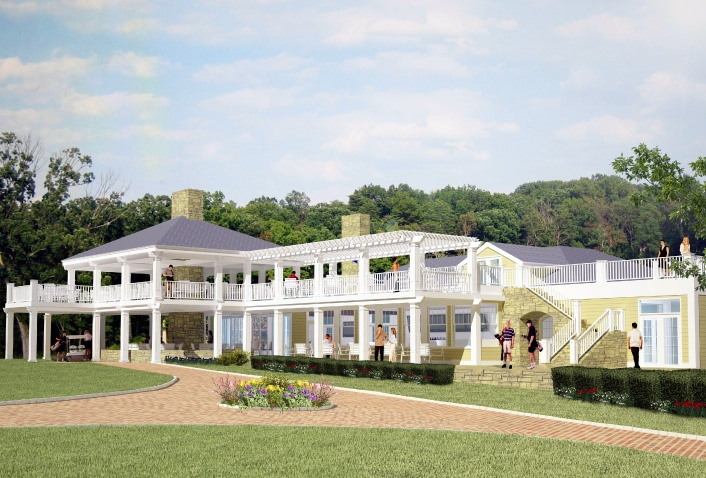 Maugel Architects Designs Shaker Hills Clubhouse Renovations