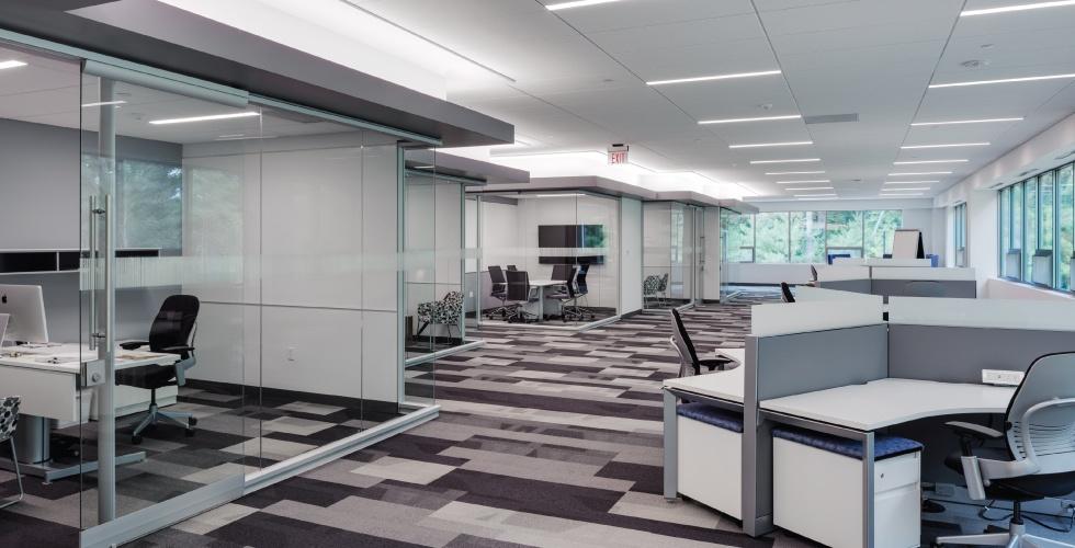 Modern Workspace Design_Maugel Architects