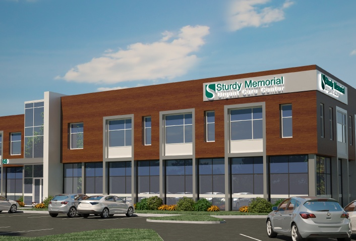 Construction Begins at Sturdy Memorial Plainville