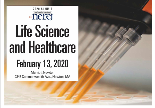 Pelletier NEREJ Life Science Summit Panelist