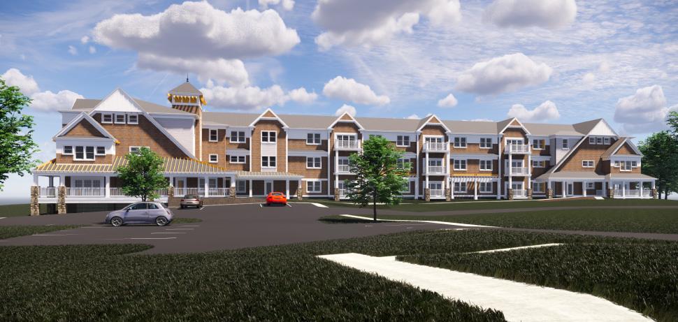 Long Point Senior Housing Design