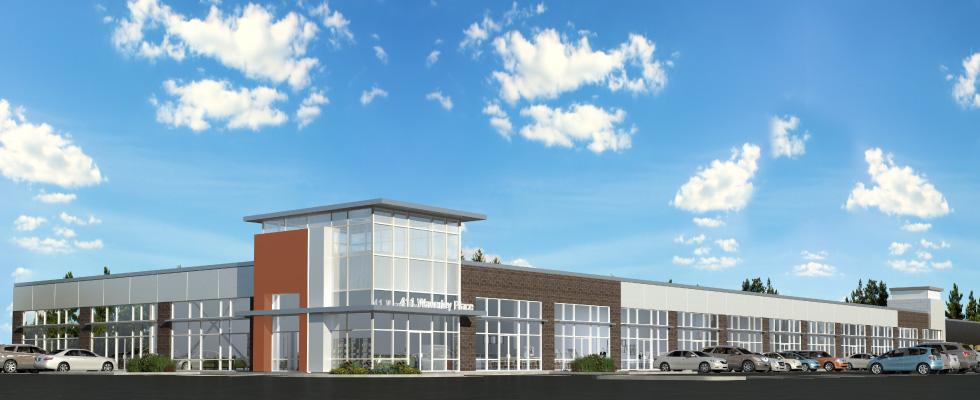 Waverley Oaks Building Design