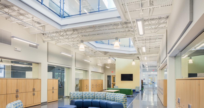 School Design Maugel Architects World Academy School