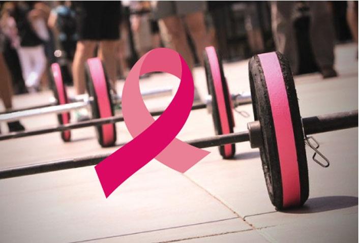 Gracefully Raising Money for Breast Cancer Prevention