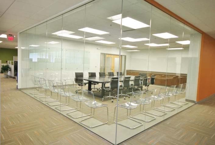 Maugel Completes Interior Design for Borrego Solar Systems