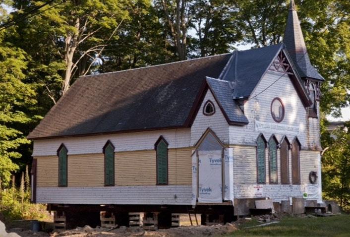 church renivation blog