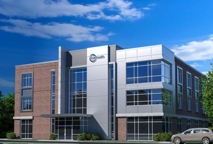 Maugel Architects Chosen for Circle Health Dracut
