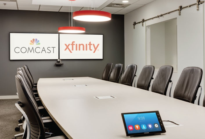 Maugel Completes 131,000sf Tenant Fit-out for Comcast