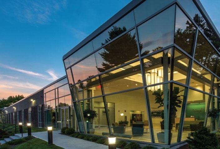 Maugel Designs New Foliage Campus at Northwest Park
