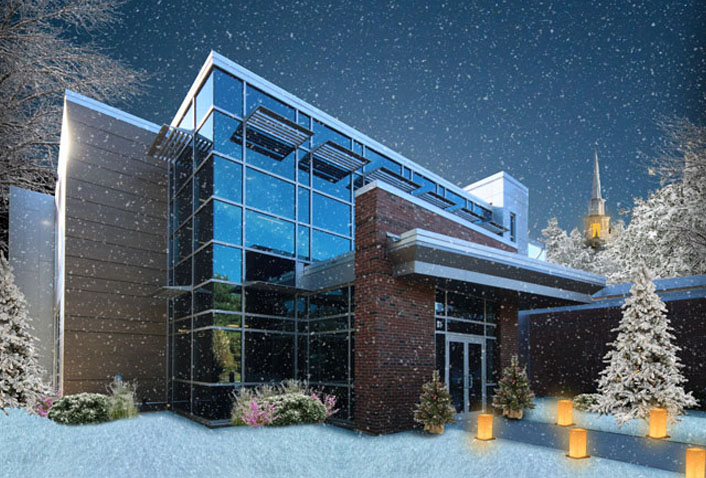 Happy Holidays From All of Us at Maugel Architects