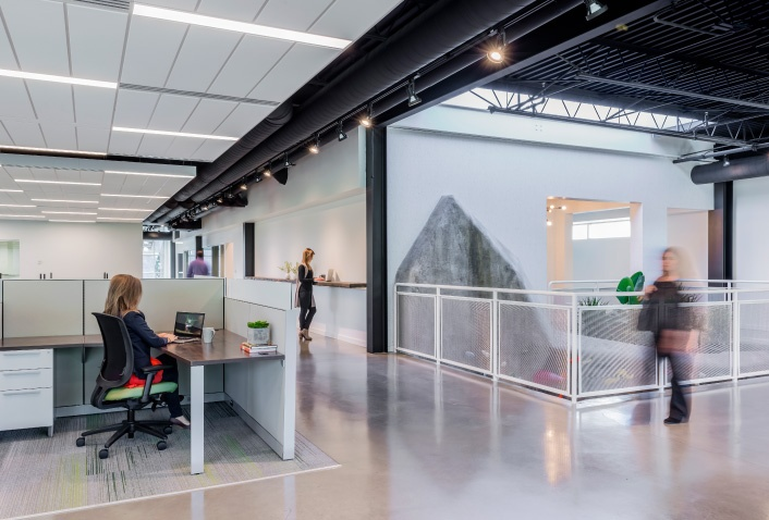 Maugel Architects Completes Laddawn Headquarters