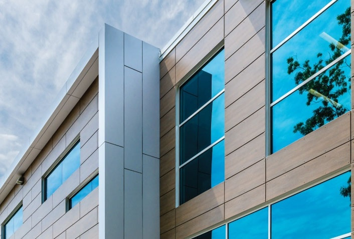 Photos Posted: Laddawn Headquarters Exteriors