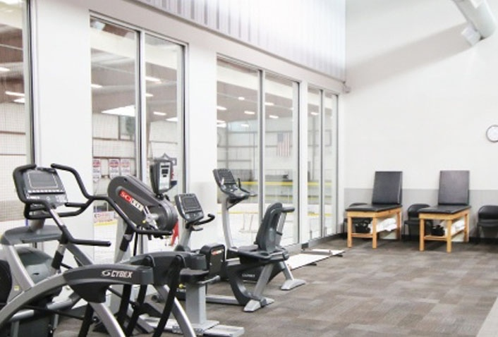 Maugel Renovates Achieve Physical Therapy Bedford