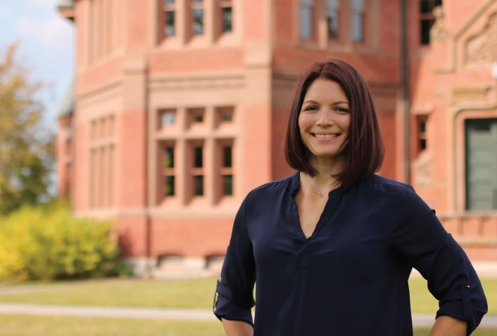 Women in Real Estate Spotlight - Sarah Cormier