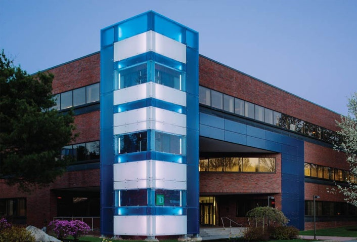 Maugel Completes Five-Building Repositioning at The District