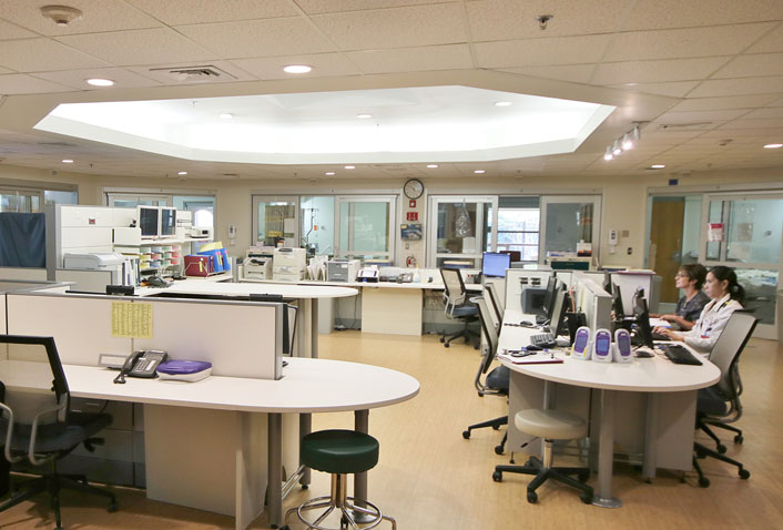 Maugel Completes ICU Renovations for UMass Memorial-Marlborough Hospital