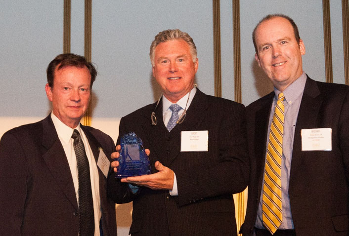 Maugel Architects Wins 2014 IFMA Award of Excellence for World Academy